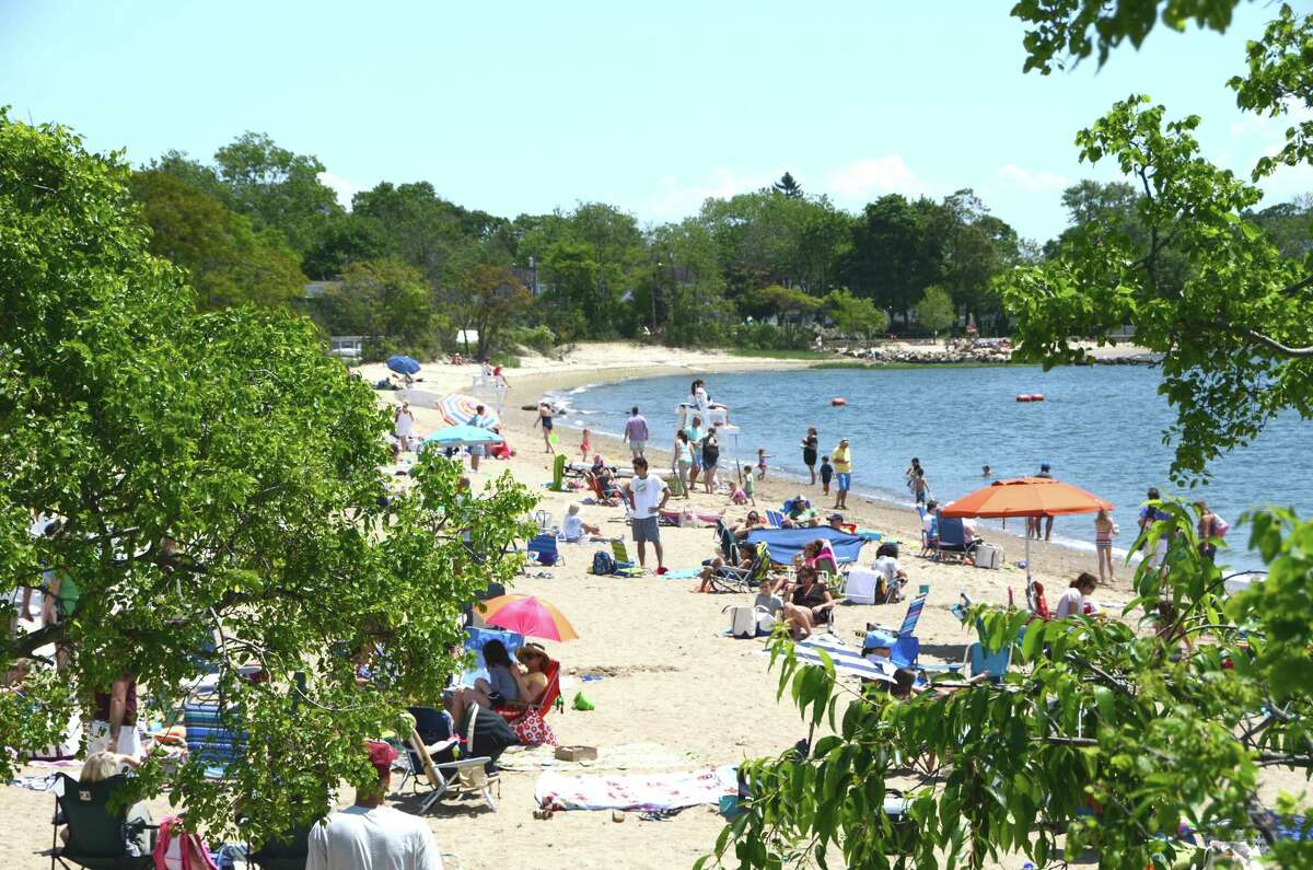 Best beaches in Connecticut 10. Pear Tree Point Beach, Darien Source: Save the Sound