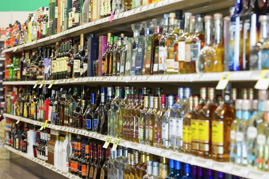 Walmart is lobbying lawmakers to eliminate a provision in the state's alcoholic beverage code that prohibits publicly traded companies from selling spirits here. Photo: Associated Press File Photo / FR170771 AP