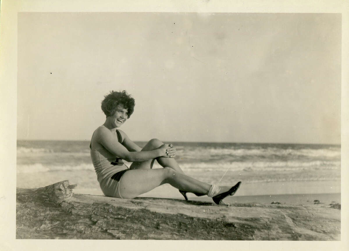 Marie Farley's family came to Port Aransas in 1910, and her family launched the popular Farley boat building company.