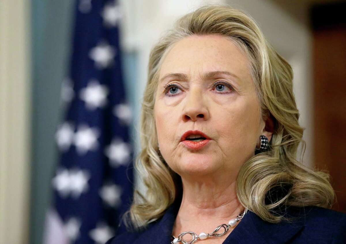 Clinton provided emails from her personal account after the State Department requested them of her and other secretaries of state.