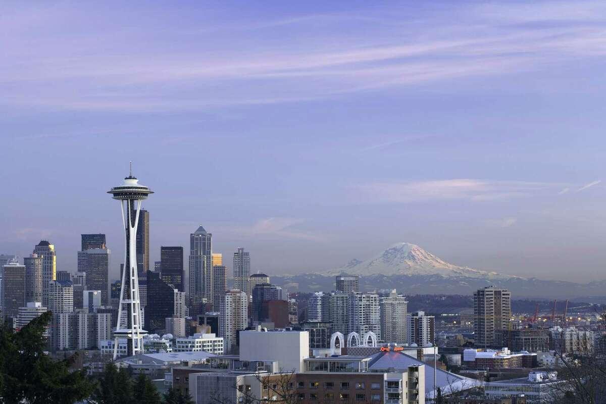 No. 19 Seattle, Washington