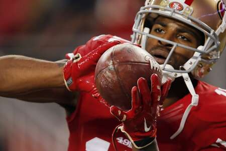 WR Michael Crabtree     Age: 27   2014 stats: 16 GP, 68 receptions for 698 yards and 4 touchdowns   Career stats: 79 GP, 347 receptions for 4,327 yards and 26 touchdowns   Notes: The No. 10 overall pick in the 2009 draft never quite lived up to the expectations in San Francisco and is perhaps best known as Richard Sherman's sparring partner. It will be interesting to see what he's capable of away from the Niners' run-first attack.