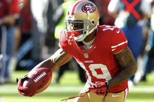 Ginn again? WR will reportedly visit 49ers - Photo