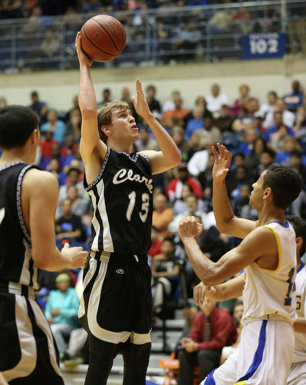 No. 18 Clark Cougars State ranking: 35 2016-2017 record: 16-16