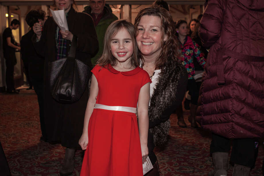 Were you Seen at opening night of the musical 'Annie' at Proctors in Schenectady on Tuesday, March 3, 2015? The show continues through Sunday, March 8. Photo: Doug Liebig / Optimum Exposure Photography