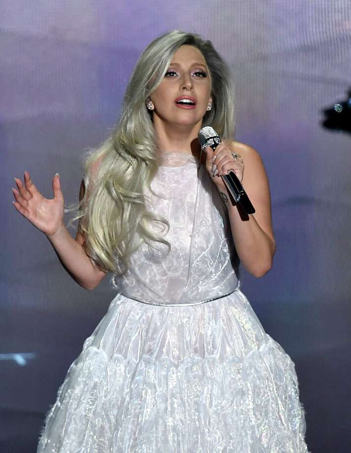 Lady Gaga performs during the 87th Academy Awards at Dolby Theatre in Hollywood. Photo: Kevin Winter, File Photo / 2015 Getty Images