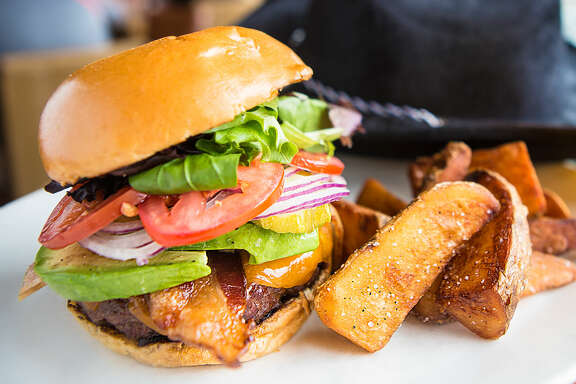 Present your rodeo ticket at Hubbell & Hudson Kitchen and you'll receive a special rodeo-themed burger.