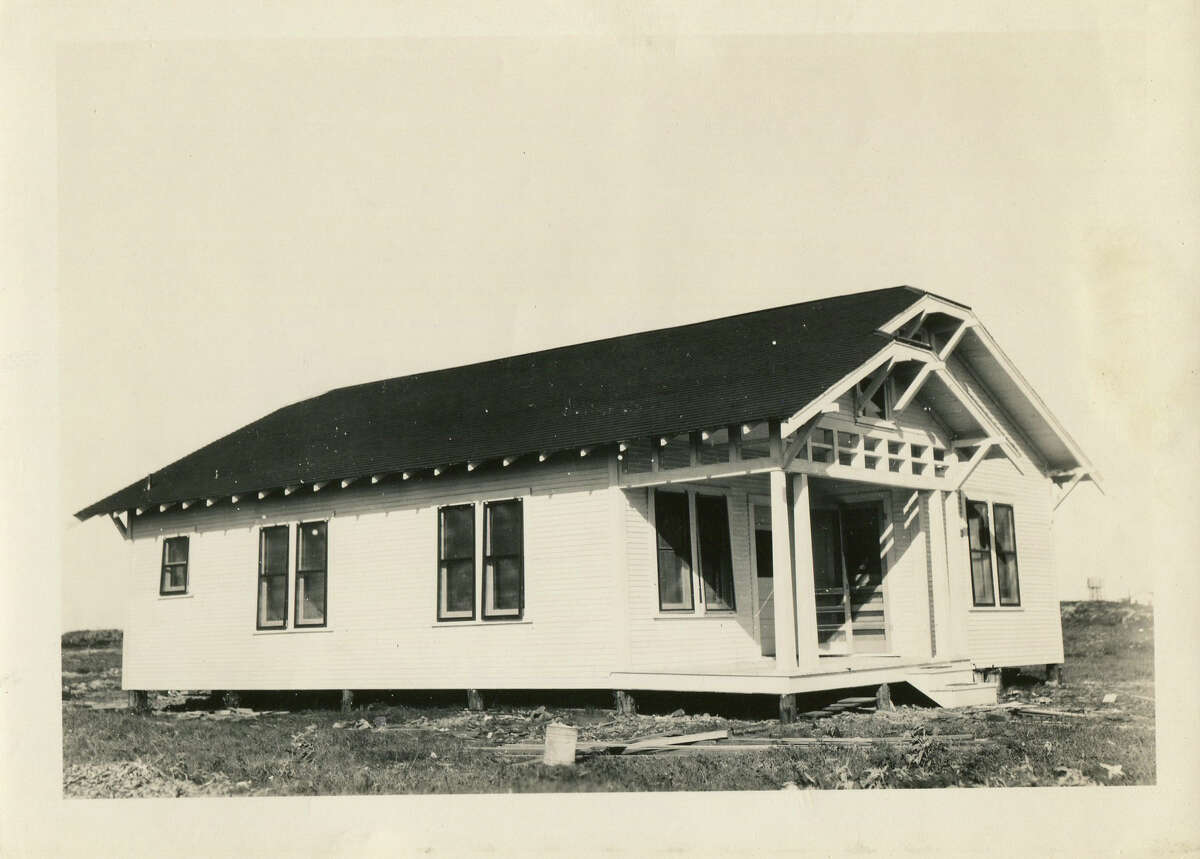 Port Aransas boasted its own telephone exchange system with long distance connection with Bell systems. The building was funded by Gail Borden Munsill (of the Borden dairy empire), who enjoyed fishing and boating there.
