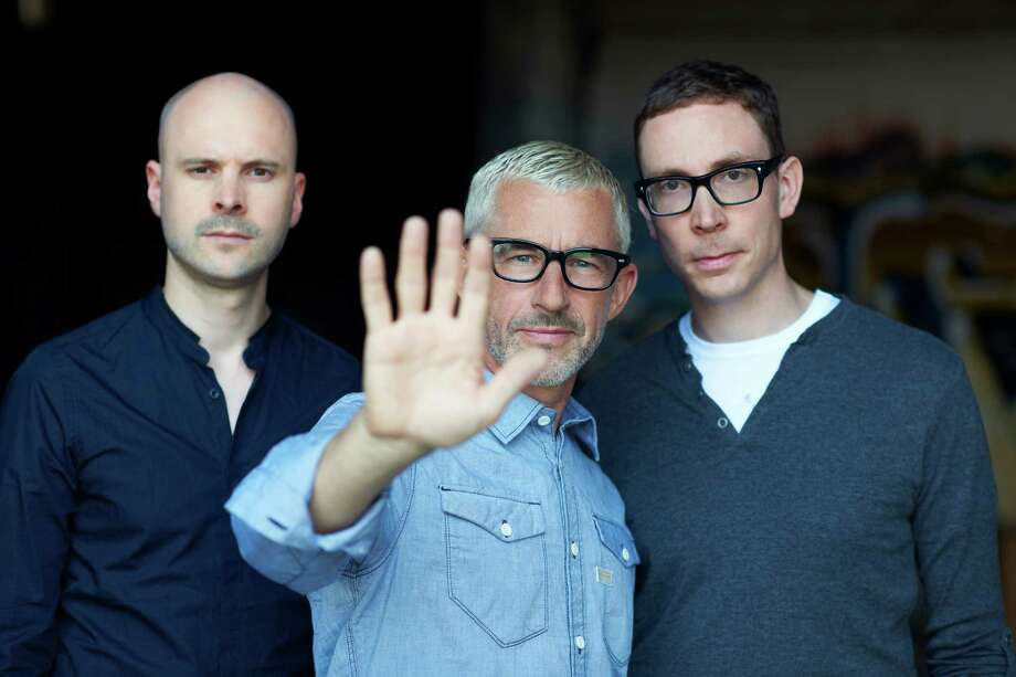 British electronic trio Above & Beyond. Photo: Courtesy Photo