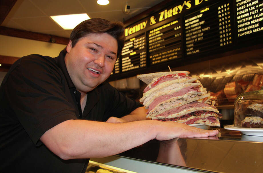 """""""Deli Man"""" documents the story of Ziggy Gruber, who trained as a world-class chef in France and runs a successful deli in Texas. Photo: Handout / McClatchy-Tribune News Service / TNS"""