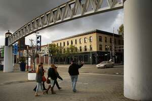 Water Street Market: Jack London Square marketplace en route from  Ferry Building, Oxbow developer - Photo