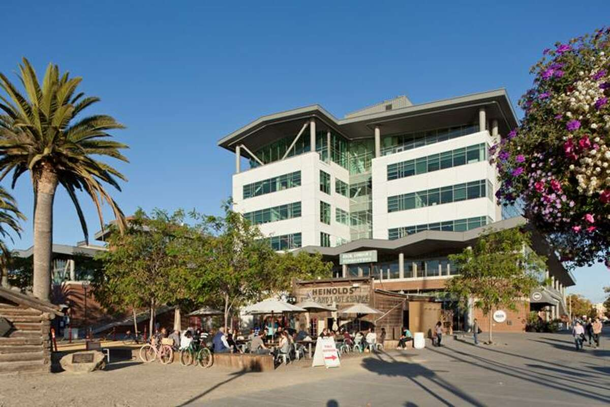 The Jack London Square building that will house the Water Street Market