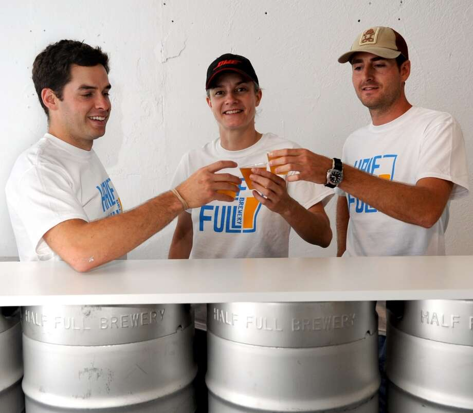 Half Full Brewery - StamfordWebsite Photo: Lindsay Niegelberg