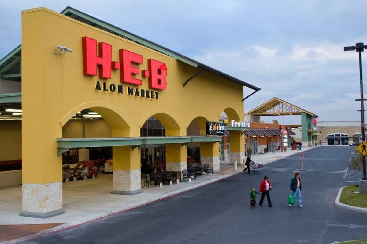 H-E-B: San Antonio's grocery store chain entered the fashion game three years ago with the creation of Mia's Mirror boutiques in H-E-B Plus stores. There are seven stores today with another boutique set to open in October. Prices for a wide fashion assortment that includes maxi dresses, skirts, tops, handbags, shoes, belts and wraps range from $8 to $30. But there's also a rack full of sale items.