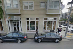 Smash-and-grabbers hit another S.F. music store - Photo