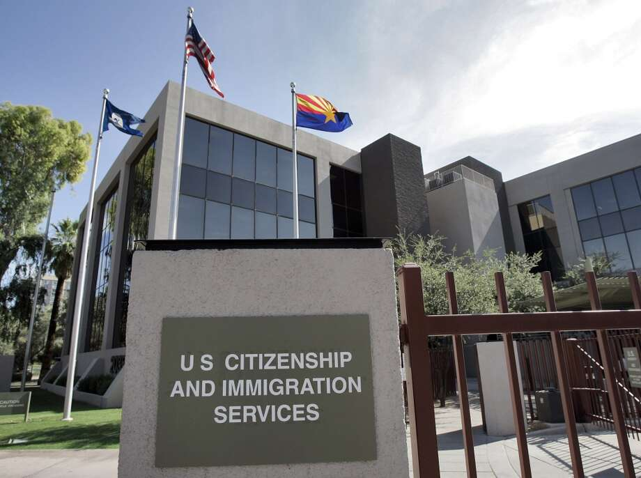 The primary way of legal immigration to the United States is through the nation's work visa program. But only 85,000 new visas come available each year. Photo: Matt York, Associated Press