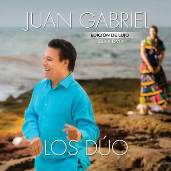 "Cover of ""Los Duo"" (2015) from Mexican superstar Juan Gabriel. Photo: Courtesy Image"