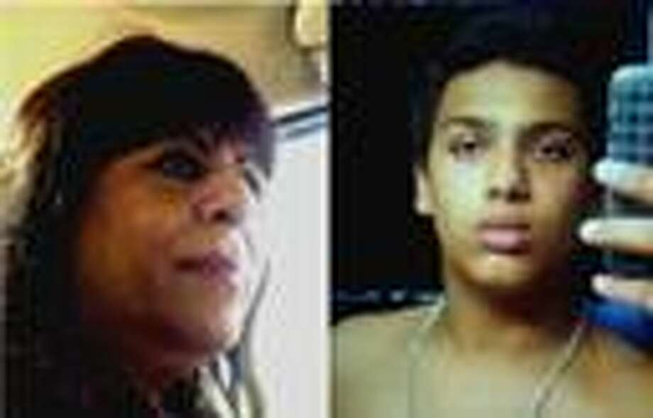 Houston police said suspects in the disappearance are Rose Mary Garcia, 60; Andrea Alarcon, 35; and 18-year-old Lukel Evans. The suspects are relatives of the children's biological mother, police said. Photo: Houston Regional Amber Alert
