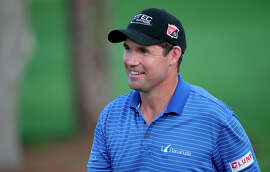 Three-time major winner Padraig Harrington's victory in the Honda Classic Monday was his first Tour win in 6½ years.