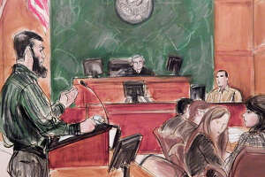 Pakistani guilty in al Qaeda bomb plot in N.Y. - Photo