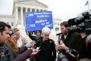 Health care law subsidies seem to divide Supreme Court justices - Photo