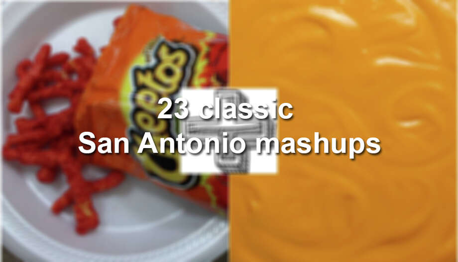 See some of the finest puro San Antonio ingenuity in action with this series of hilarious combinations. Photo: San Antonio Express-News