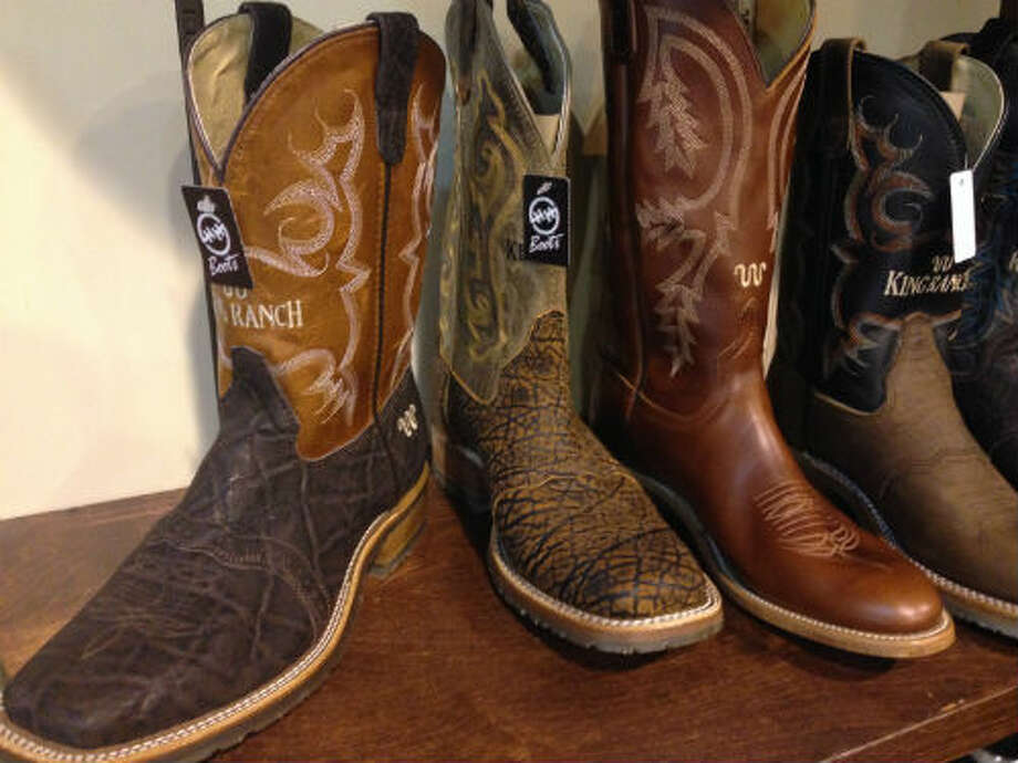 Some Of The Most Expensive Cowboy Boots At Rodeohouston