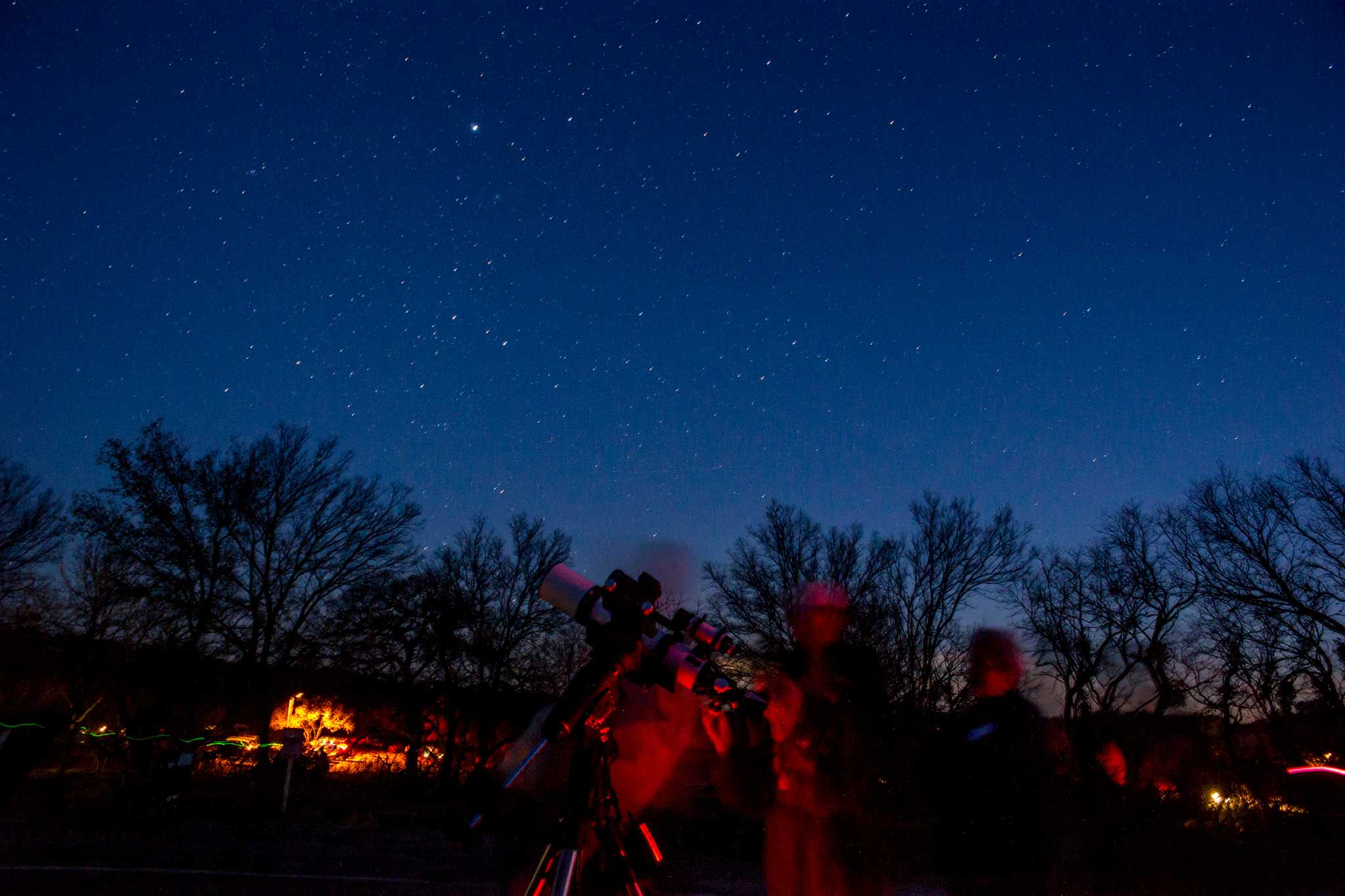 Capturing the Hill Country night sky - Beaumont Enterprise