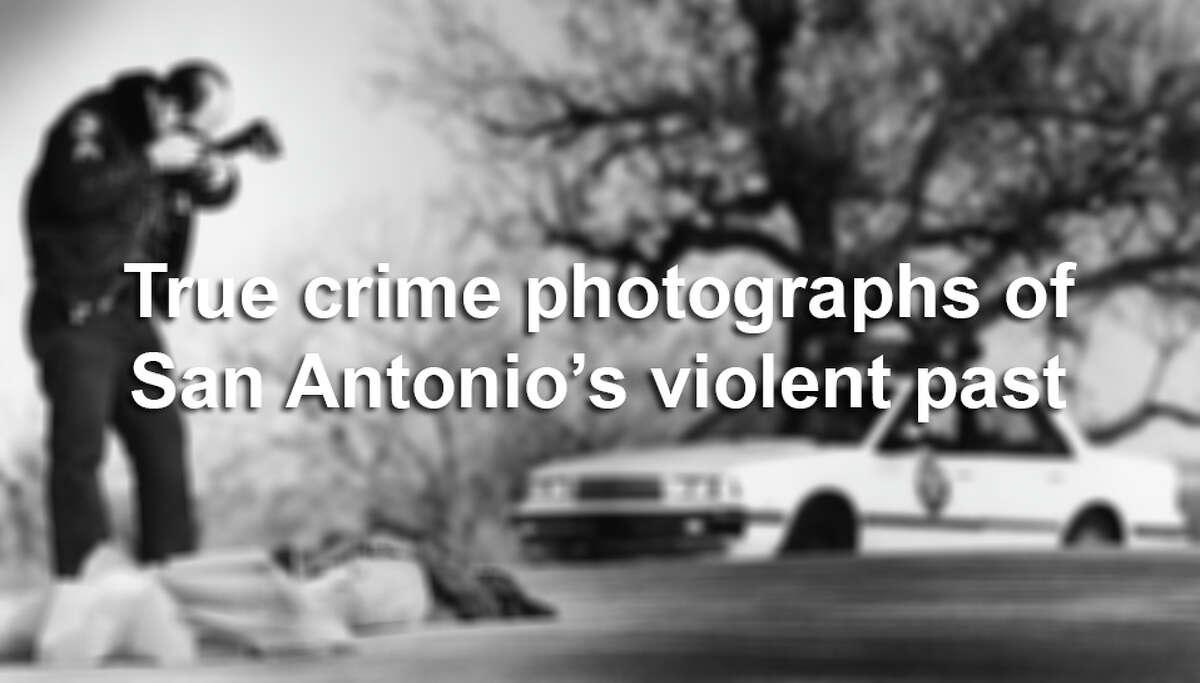Scenes from San Antonio's violent past