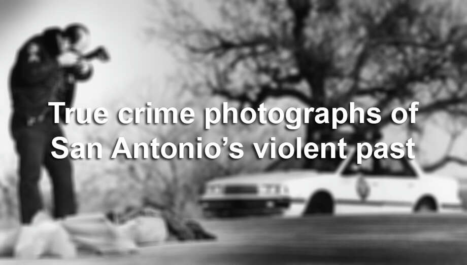 Scenes from San Antonio's violent past Photo: San Antonio Express-News