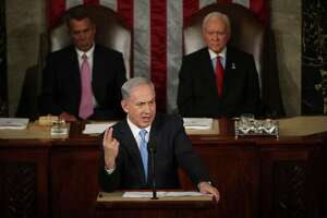 Speech fallout could determine Netanyahu's fate - Photo