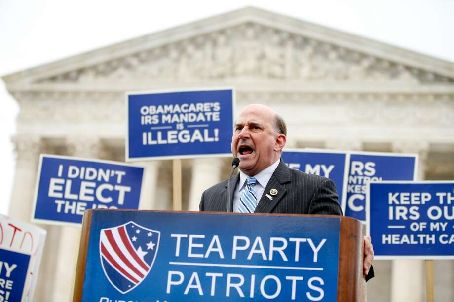 Click to see the most unusual things that Louie Gohmert has said and done Photo: Andrew Harnik, Associated Press