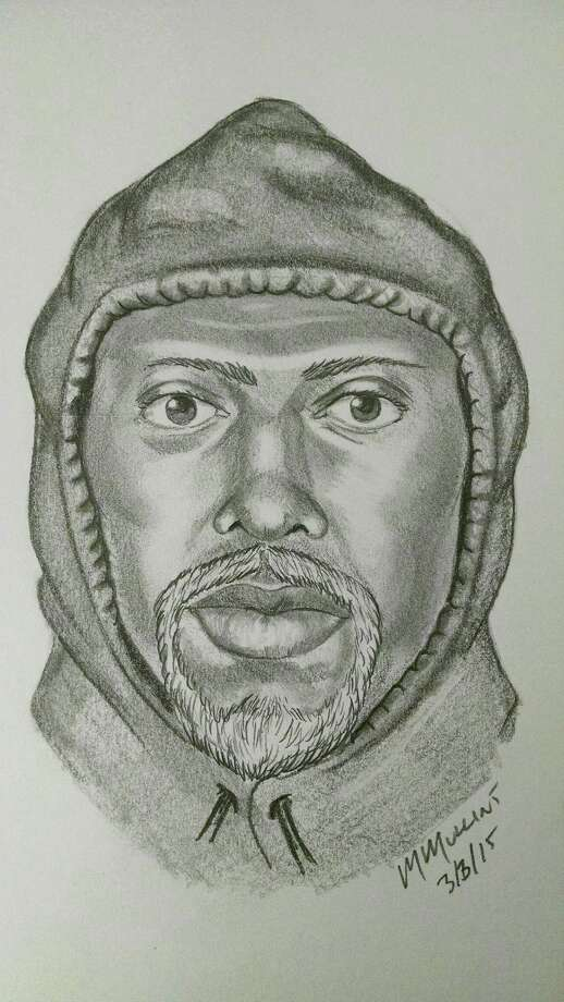 This image released Wednesday, March 4, 2015, by the Wilson County, N.C. Sheriff's Office, shows a composite sketch by investigators of one of the suspects in a heist of millions of dollars in gold bars from a truck on a North Carolina interstate highway on Sunday, March 1. Authorities have said that three armed robbers drove up while the truck was having mechanical problems and stole 275 pounds of gold bars worth $4.8 million. (AP Photo/Wilson County Sheriff's Office) Photo: HOPD / Wilson County Sheriff's Office