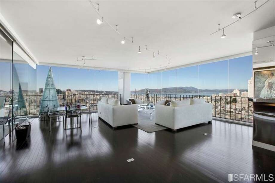 The one-bedroom just came to market at $2.495 million Photo: MLS