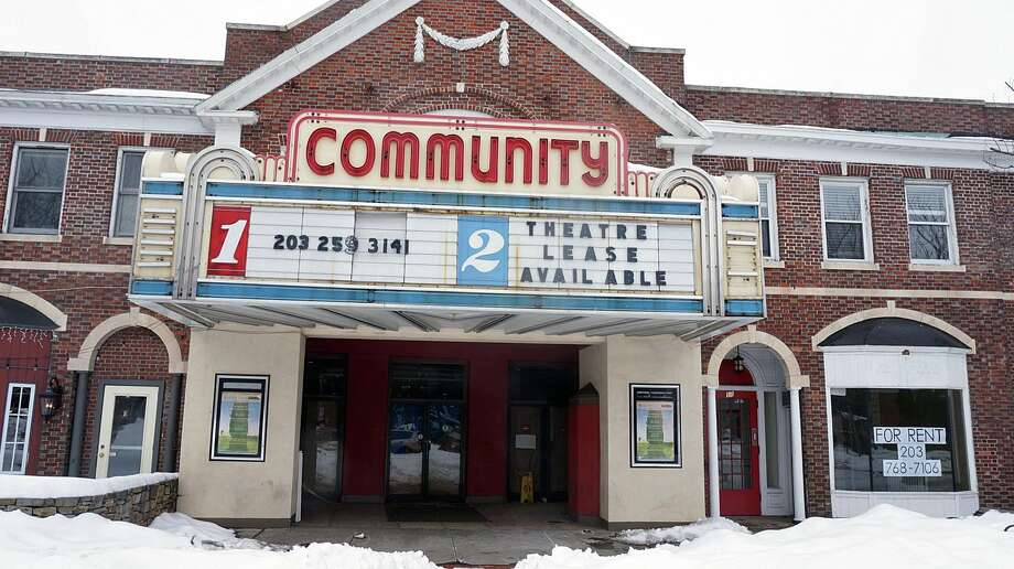 A local developer with a successful track record downtown wants to take over the Community Theatre but town officials said the landlord won't return calls. The theater has been closed since 2011. Photo: Genevieve Reilly / Fairfield Citizen