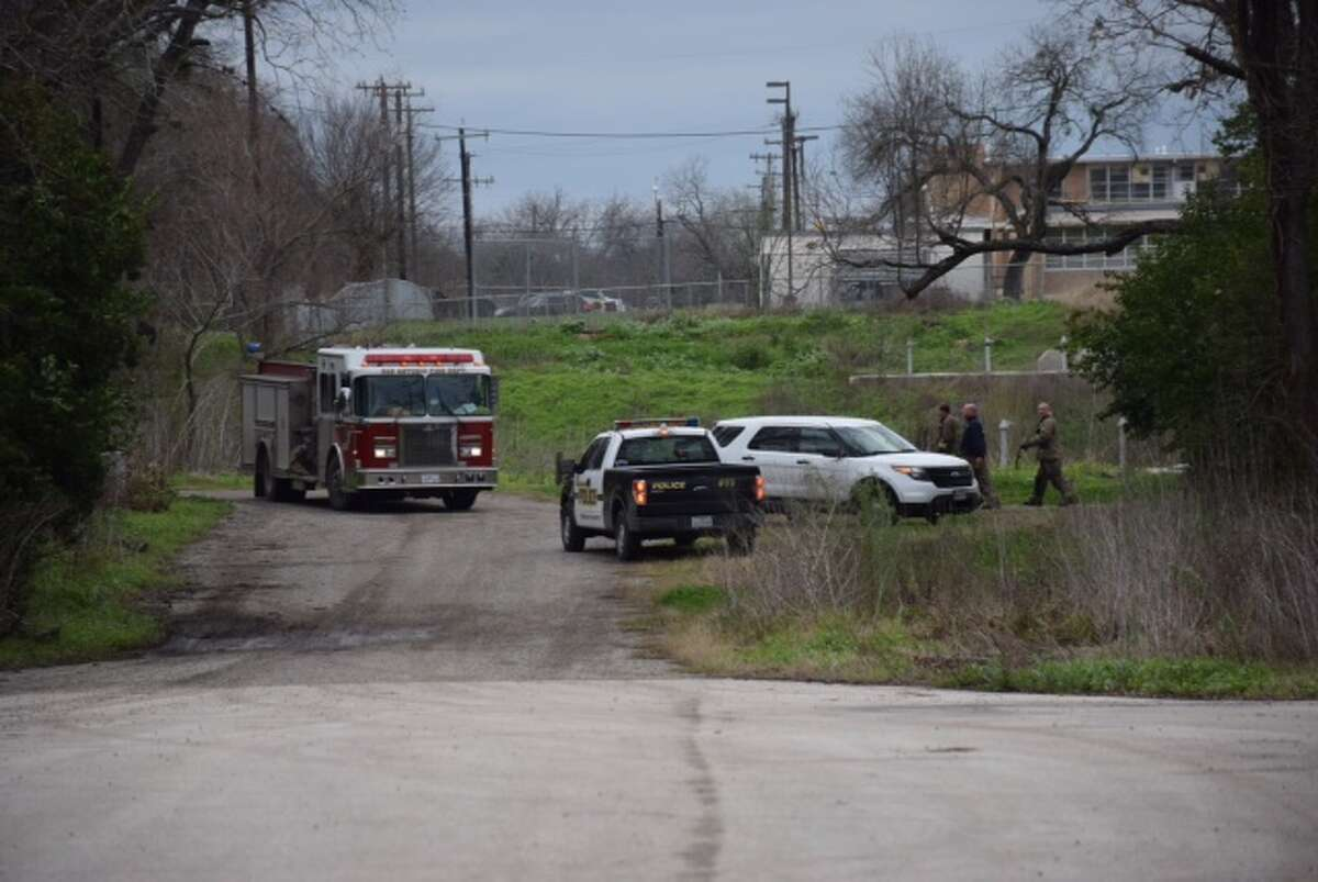 Emergency crews found a body inside a burned vehicle Thursday March, 5, 2015.