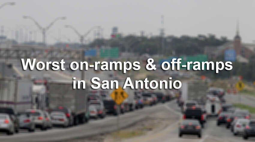 These highway intersections make commuting around S.A. a nightmare, and yet we constantly find ourselves taking them. Have a bad on-ramp/off-ramp suggestion for our list? Leave a comment or feel free to email your suggestions.