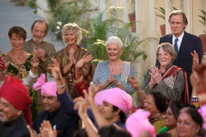 Review: A little busy but still 'Second Best Marigold Hotel' - Photo