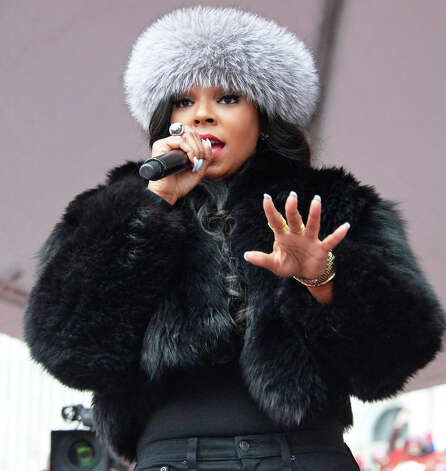 Singer Ashanti performs at a pro charter rally at the Capitol Wednesday March 4, 2015 in Albany, NY.  (John Carl D'Annibale / Times Union) Photo: John Carl D'Annibale, Albany Times Union / 00030815A