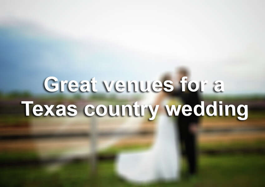 Click through the slideshow to see nine country chic venues that are perfect for a country wedding.