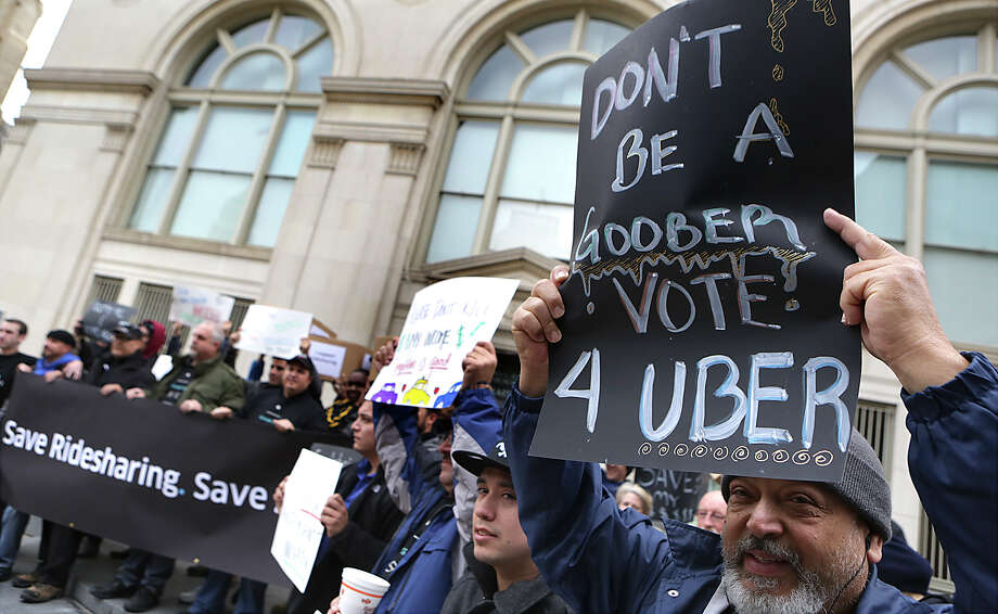 Uber Is Out: Company To Leave San Antonio Despite Revised ...