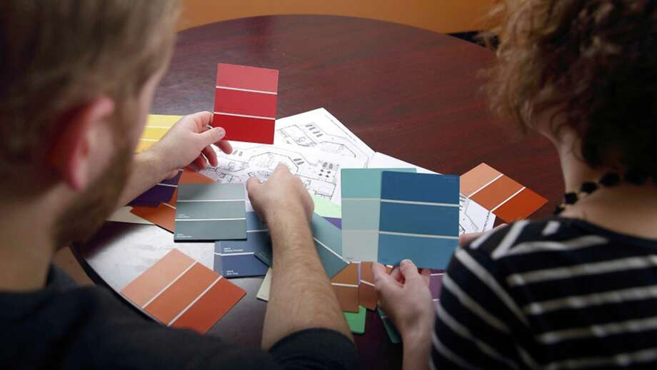 Interior designers say color arguments are easy to fix. Photo: Steve C. Mitchell /Angie's List / Angie's List