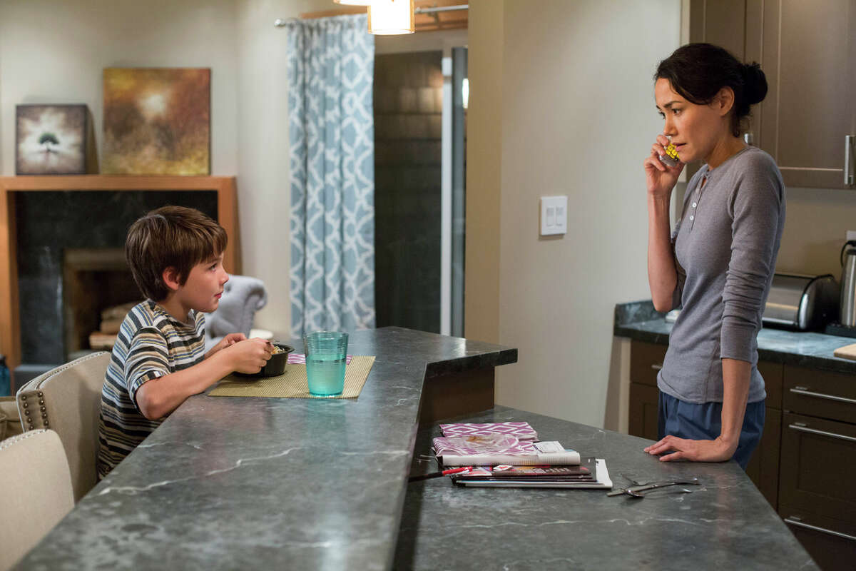 """Dylan Kingwell and Sandrine Holt are cast in the A&E series about surreal events that rock a small mountain town in """"The Returned."""""""