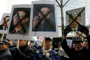 Attack on U.S. envoy part of South Korea's violent protest history - Photo