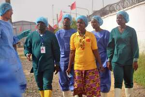 Last Ebola patient is released in Liberia - Photo