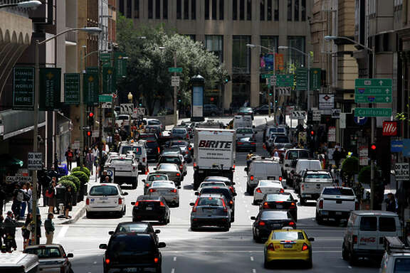 City traffic continues to get worse — to residents' ire.