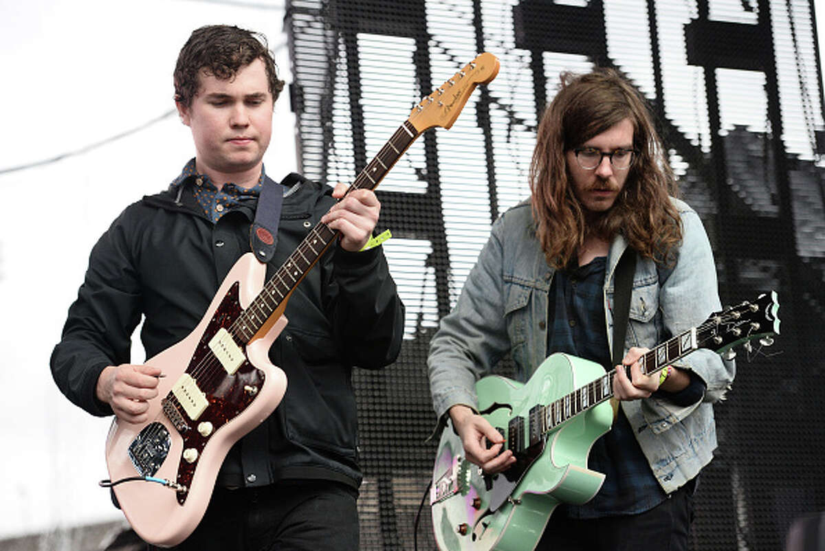 Florida indie rockers Surfer Blood are booked for Paper Tiger's opening weekend.