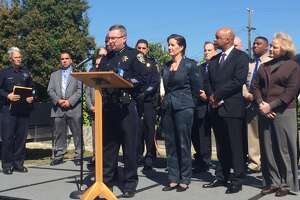 17 arrested in series of raids on East Oakland gangs - Photo