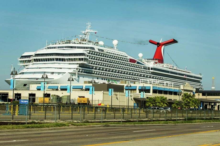 Texas Cruisers Keep Galveston's Port Of Call Steaming