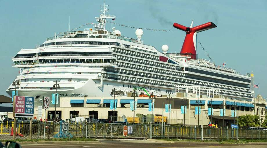 "Carnival Cruise Line was again rated the ""most trusted"" line in America by Reader's Digest.>>Click to see where you can cruise from Galveston.  Photo: Brett Coomer, Staff / © 2015 Houston Chronicle"